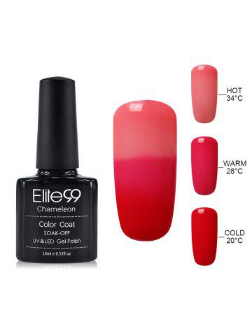 Sale Elite99 Chameleon Temperature Color Changing Gel Nail Polish 10ML #20