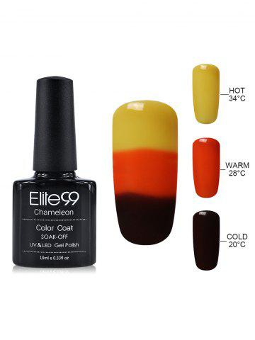 Sale Elite99 Chameleon Temperature Color Changing Gel Nail Polish 10ML