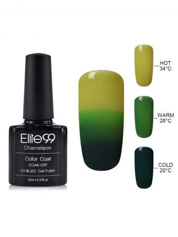 Outfit Elite99 Chameleon Temperature Color Changing Gel Nail Polish 10ML - #26  Mobile