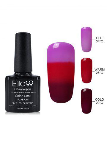 Elite99 Chameleon Temperature Color Changing Gel Vernis à ongles 10ML 29#
