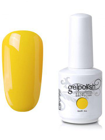 Store Elite99 Soak-Off Yellow Green Series UV LED Gel Nail Polish #16