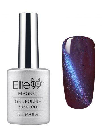 Elite99 Magnétique 3D Cat Eye Gel Polish Soak Off Nail Art 12#