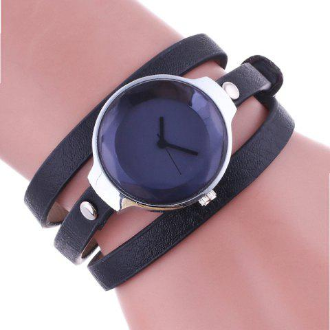 Best Layered Analog Wrap Bracelet Watch