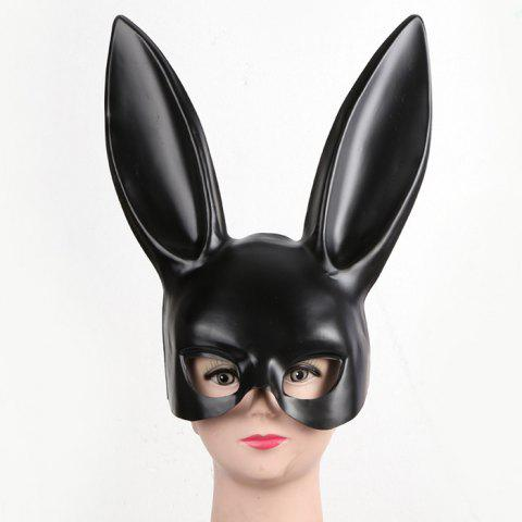 Cheap Halloween Party Cosplay Rabbit Ears Mask