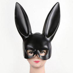 Halloween Party Cosplay Rabbit Ears Mask -
