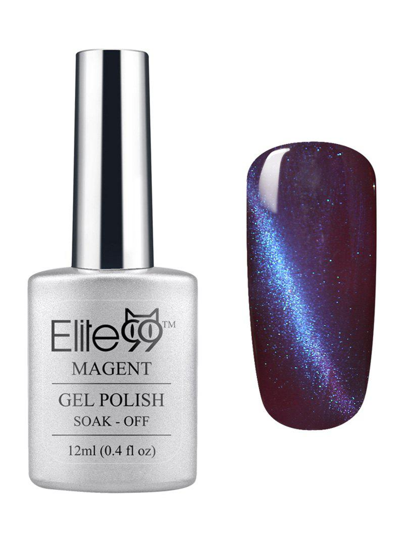 Affordable Elite99 Magnetic 3D Cat Eye Gel Polish Soak Off Nail Art