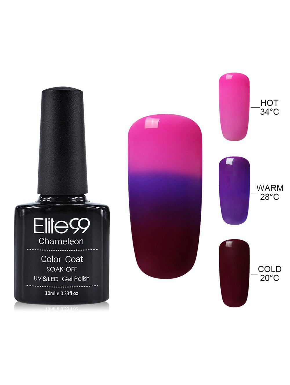 Elite99 Chameleon Temperature Color Changing Gel Nail Polish 10MLBEAUTY<br><br>Color: #05; Net Weight: 10ML; Type: Gel Polish; Product weight: 0.0380 kg; Package weight: 0.0500 kg; Product Size  ( L x W x H ): 1.00 x 1.00 x 1.00 cm / 0.39 x 0.39 x 0.39 inches; Package Size ( L x W x H ): 1.00 x 1.00 x 1.00 cm / 0.39 x 0.39 x 0.39 inches; Package Content: 1 x Gel Nail Polish;