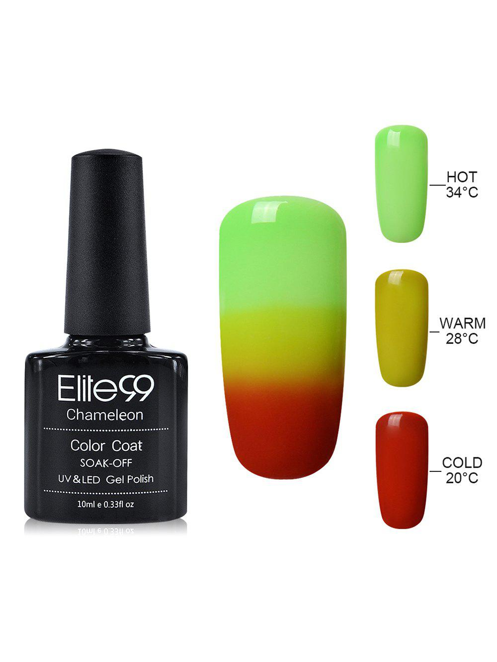 Elite99 Chameleon Temperature Color Changing Gel Nail Polish 10MLBEAUTY<br><br>Color: #07; Net Weight: 10ML; Type: Gel Polish; Product weight: 0.0380 kg; Package weight: 0.0500 kg; Product Size  ( L x W x H ): 1.00 x 1.00 x 1.00 cm / 0.39 x 0.39 x 0.39 inches; Package Size ( L x W x H ): 1.00 x 1.00 x 1.00 cm / 0.39 x 0.39 x 0.39 inches; Package Content: 1 x Gel Nail Polish;