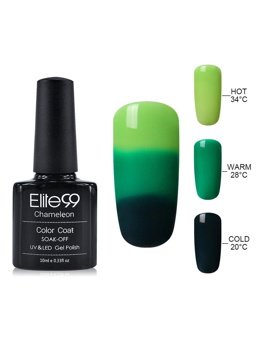 Elite99 Chameleon Temperature Color Changing Gel Nail Polish 10MLBEAUTY<br><br>Color: #01; Net Weight: 10ML; Type: Gel Polish; Product weight: 0.0380 kg; Package weight: 0.0500 kg; Product Size  ( L x W x H ): 1.00 x 1.00 x 1.00 cm / 0.39 x 0.39 x 0.39 inches; Package Size ( L x W x H ): 1.00 x 1.00 x 1.00 cm / 0.39 x 0.39 x 0.39 inches; Package Content: 1 x Gel Nail Polish;