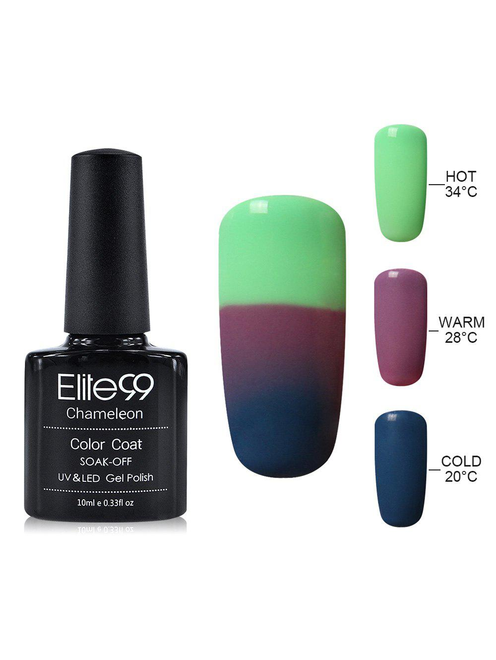 Chic Elite99 Chameleon Temperature Color Changing Gel Nail Polish 10ML