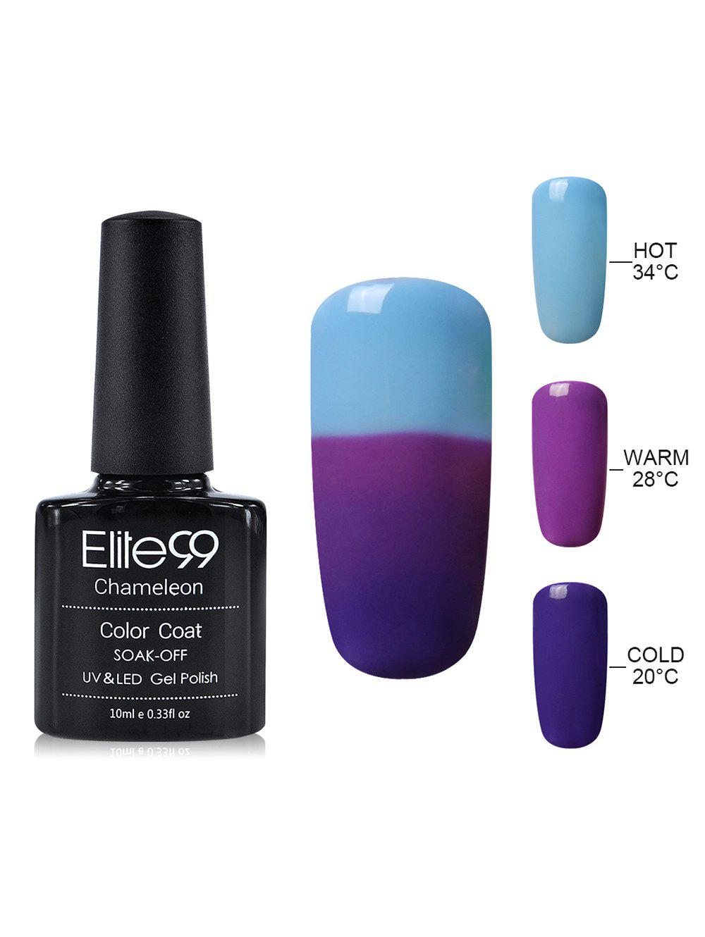 Elite99 Chameleon Temperature Color Changing Gel Nail Polish 10MLBEAUTY<br><br>Color: #17; Net Weight: 10ML; Type: Gel Polish; Product weight: 0.0380 kg; Package weight: 0.0500 kg; Product Size  ( L x W x H ): 1.00 x 1.00 x 1.00 cm / 0.39 x 0.39 x 0.39 inches; Package Size ( L x W x H ): 1.00 x 1.00 x 1.00 cm / 0.39 x 0.39 x 0.39 inches; Package Content: 1 x Gel Nail Polish;