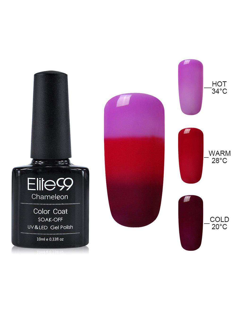 Elite99 Chameleon Temperature Color Changing Gel Nail Polish 10MLBEAUTY<br><br>Color: #29; Net Weight: 10ML; Type: Gel Polish; Product weight: 0.0380 kg; Package weight: 0.0500 kg; Product Size  ( L x W x H ): 1.00 x 1.00 x 1.00 cm / 0.39 x 0.39 x 0.39 inches; Package Size ( L x W x H ): 1.00 x 1.00 x 1.00 cm / 0.39 x 0.39 x 0.39 inches; Package Content: 1 x Gel Nail Polish;
