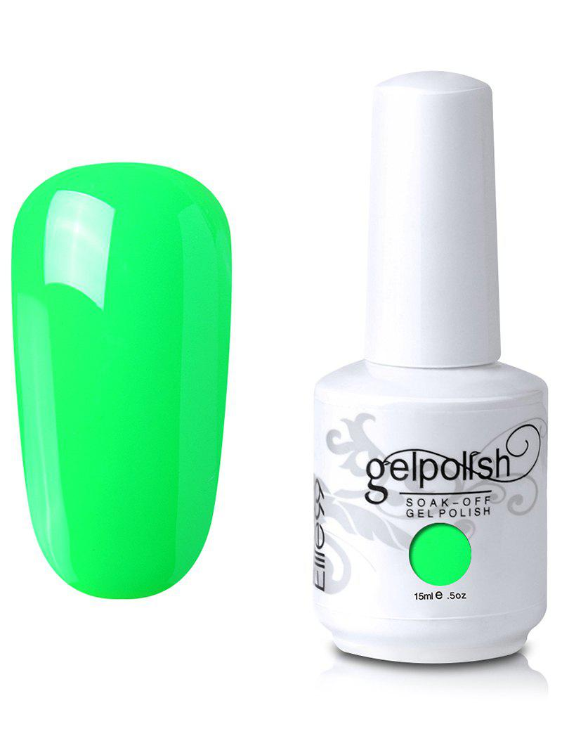 Elite99 UV LED Vernis à Ongle Gel Faire Tremper Séries Jaune et Verte