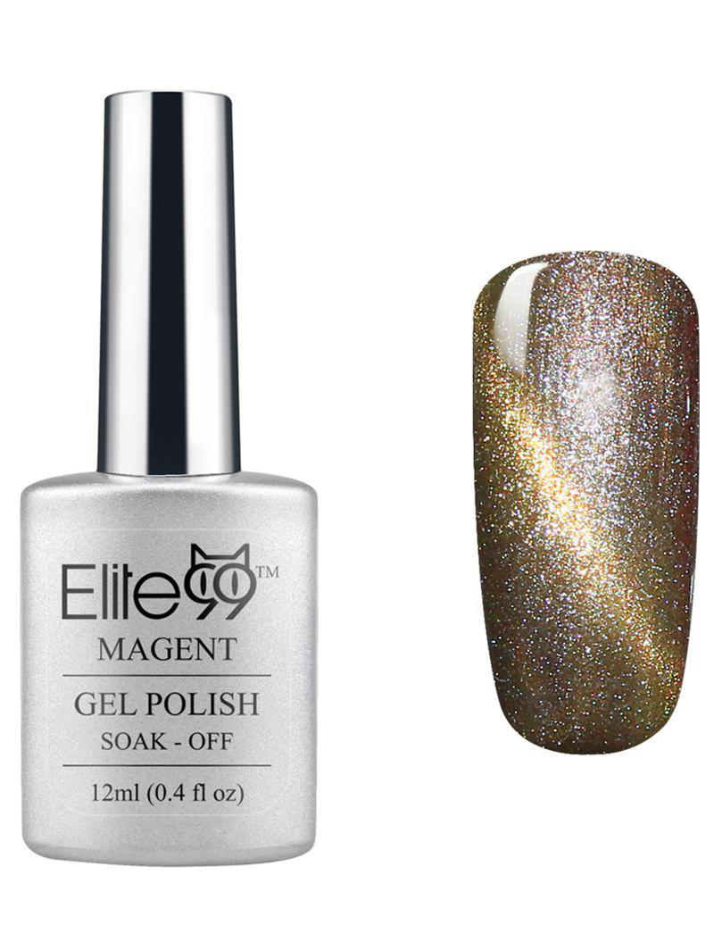 Elite99 3D Soak Off Magnetic Cat Eye UV LED Gel Nail PolishBEAUTY<br><br>Color: #16; Net Weight: 12ML; Type: Gel Polish; Product weight: 0.0400 kg; Package weight: 0.1000 kg; Product Size  ( L x W x H ): 1.00 x 1.00 x 1.00 cm / 0.39 x 0.39 x 0.39 inches; Package Size ( L x W x H ): 1.00 x 1.00 x 1.00 cm / 0.39 x 0.39 x 0.39 inches; Package Content: 1 x Gel Nail Polish;