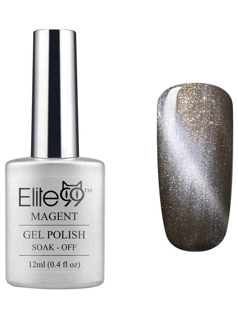 Elite99 3D UV LED Soak Off Magnetic Cat Eye Grey Series Gel Nail PolishBEAUTY<br><br>Color: #04; Net Weight: 12ML; Type: Gel Polish; Product weight: 0.0400 kg; Package weight: 0.1000 kg; Product Size  ( L x W x H ): 1.00 x 1.00 x 1.00 cm / 0.39 x 0.39 x 0.39 inches; Package Size ( L x W x H ): 1.00 x 1.00 x 1.00 cm / 0.39 x 0.39 x 0.39 inches; Package Content: 1 x Gel Nail Polish;