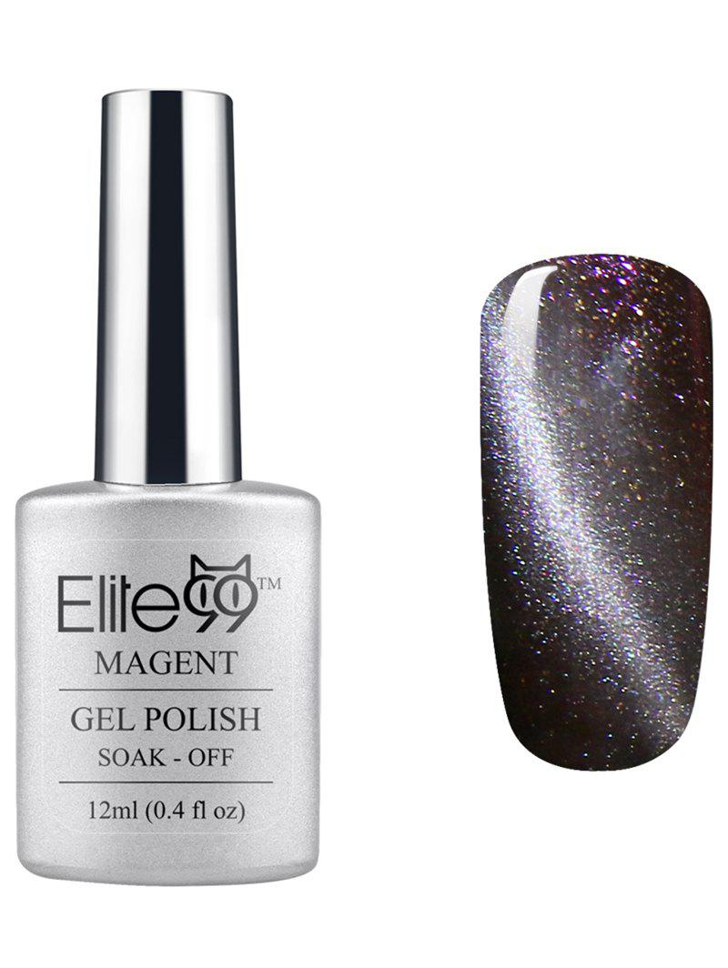 Elite99 3d Uv Led Soak Off Magnetic Cat Eye Grey Series Gel Nail ...