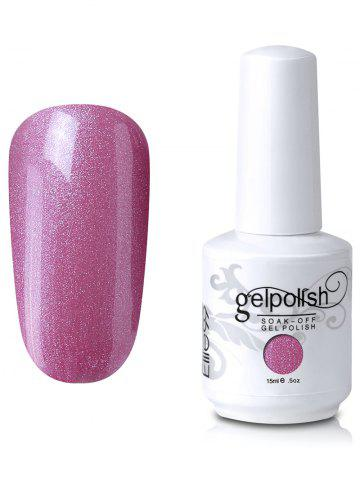 Hot Elite99 Soak-Off UV LED Gel Polish Nail Art Glitter Clear 15ml - #09  Mobile