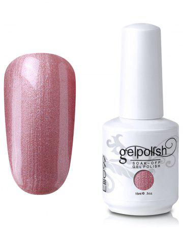 Shops Elite99 Soak-Off UV LED Gel Polish Nail Art Glitter Clear 15ml