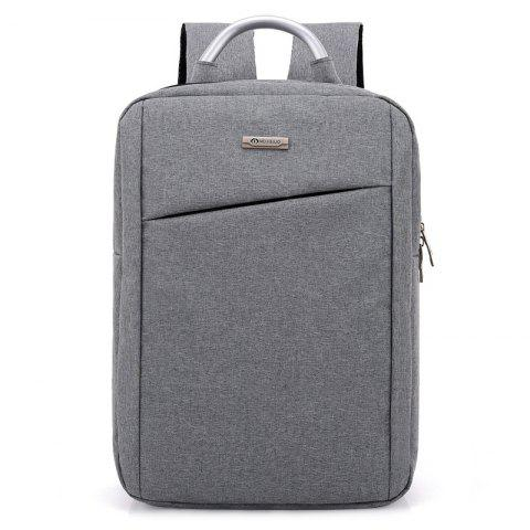 Discount Metal Embellishment Laptop Backpack