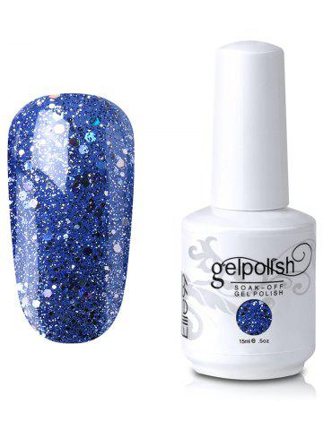 Cheap Elite99 Full Sequins Gel Polish Soak Off UV LED Nail Art Lacquer #02
