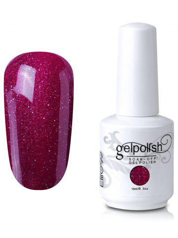 Fancy Elite99 Soak Off UV LED Multi-color Gel Polish Nail Art Glitter Clear 15ml - #11  Mobile