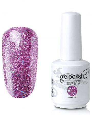 Elite99 Full Sequins Gel Polish Soak Off UV LED Nail Art Lacquer