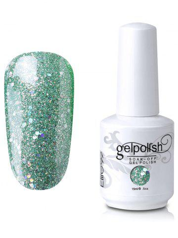 Shop Elite99 Full Sequins Gel Polish Soak Off UV LED Nail Art Lacquer