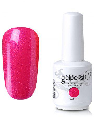 Unique Elite99 Soak Off UV LED Multi-color Gel Polish Nail Art Glitter Clear 15ml #16