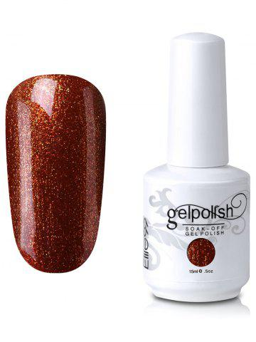 Discount Elite99 Soak Off UV LED Multi-color Gel Polish Nail Art Glitter Clear 15ml #24