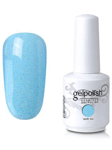 Hot Elite99 Soak Off UV LED Tiny Sequins Gel Polish Lacquer Nail Art