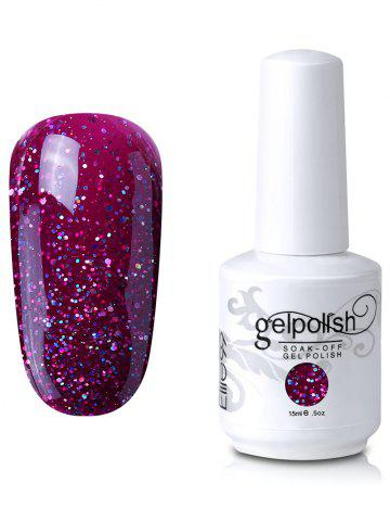 Elite99 Soak Off UV LED Tiny Sequins Gel Polish Lacage Nail Art