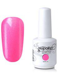 Elite99 Soak-Off UV LED Gel Polish Nail Art Glitter Clear 15ml -