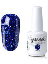 Elite99 Soak-off UV LED Sequins Gel Polish Lacquer Nail Art -
