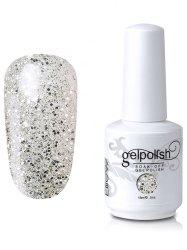 15ml Elite99 Soak Off UV LED Gel Vernis Polka Nail Art Glitter Sequins -
