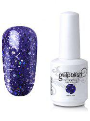 Elite99 Full Sequins Gel Polish Soak Off UV LED Nail Art Lacquer - #01