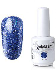 Elite99 Full Sequins Gel Polish Soak Off UV LED Nail Art Lacquer - #02