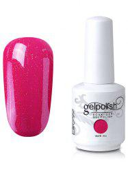 Elite99 Soak Off UV LED Multicolore Gel Polish Nail Art Glitter Clear 15ml - 04#