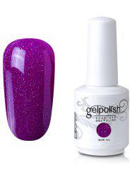 Elite99 Soak Off UV LED Multicolore Gel Polish Nail Art Glitter Clear 15ml -