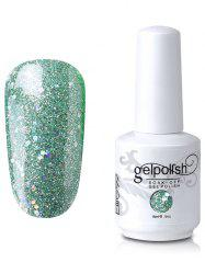 Elite99 Full Sequins Gel Polish Soak Off UV LED Nail Art Lacquer -