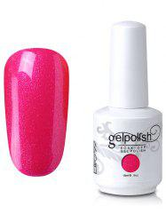 Elite99 Soak Off UV LED Multi-color Gel Polish Nail Art Glitter Clear 15ml - #16