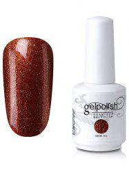 Elite99 Soak Off UV LED Multi-color Gel Polish Nail Art Glitter Clear 15ml - #24