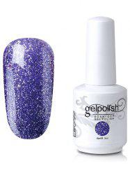 Elite99 Soak Off UV LED Tiny Sequins Gel Polish Lacage Nail Art -