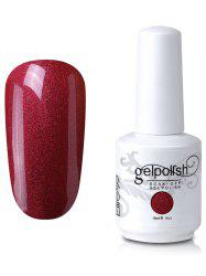 Elite99 Soak Off UV LED Multi-color Gel Polish Nail Art Glitter Clear 15ml -
