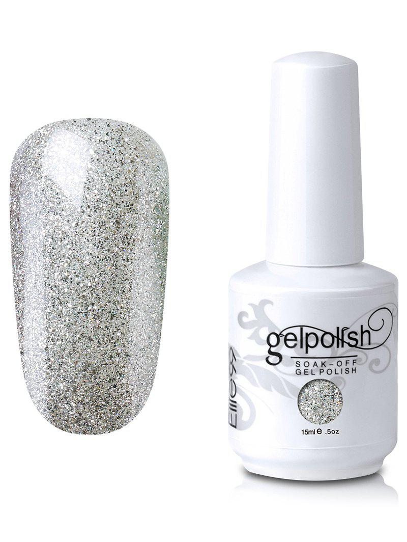 New Elite99 Glitter Powder Soak-off UV LED Shiny Gel Nail Polish