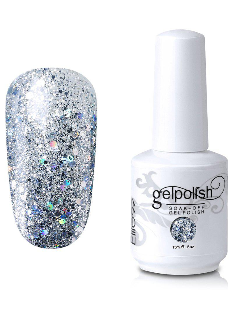 Elite99 Full Sequins Gel Polish Soak Off UV LED Nail Art LacquerBEAUTY<br><br>Color: #03; Net Weight: 15ML; Type: Gel Polish; Product weight: 0.0400 kg; Package weight: 0.1000 kg; Product Size  ( L x W x H ): 1.00 x 1.00 x 1.00 cm / 0.39 x 0.39 x 0.39 inches; Package Size ( L x W x H ): 1.00 x 1.00 x 1.00 cm / 0.39 x 0.39 x 0.39 inches; Package Content: 1 x Gel Nail Polish;