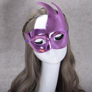 Halloween Party Flame Shape Mask -