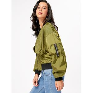 Understand Bomber Jacket - ARMY GREEN S