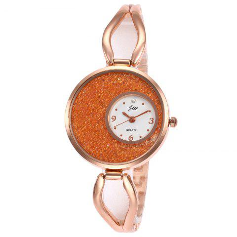 Alloy Strap Sands Face Watch