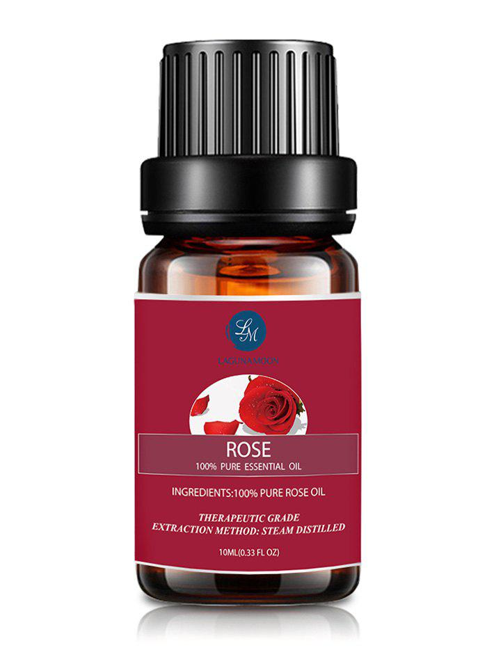 10ML 100% Pure Rose Essential Oil Therapeutic GradeBEAUTY<br><br>Color: RED; Net weight(g/ml): 10ml; Item Type: Pure Essential Oil; Product weight: 0.0490 kg; Package weight: 0.0750 kg; Product size (L x W x H): 1.00 x 1.00 x 1.00 cm / 0.39 x 0.39 x 0.39 inches; Package size (L x W x H): 1.00 x 1.00 x 1.00 cm / 0.39 x 0.39 x 0.39 inches; Package Content: 1 x Essential Oil;