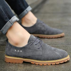 Lace Up Criss Cross Casual Shoes -
